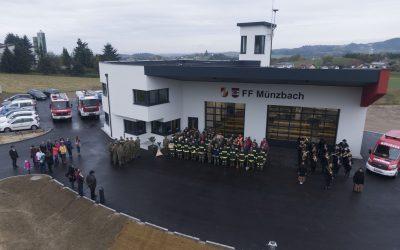 Einzug ins neue Feuerwehrhaus, 27.10.2018